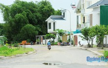 Những tuyến đường dị tật ở TP Quảng Ngãi