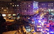 Nga: Nổ ở siêu thị, ít nhất 10 người bị thương