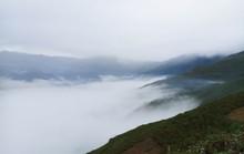 Ngắm vẻ đẹp của núi rừng Tây Bắc khi gió đông ùa về