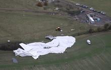 Máy bay lớn nhất thế giới gặp sự cố ở Anh