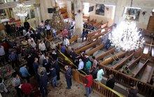 IS đánh bom kép tại Ai Cập, 170 người thương vong