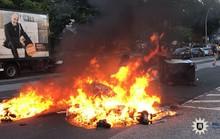 Đụng độ bạo lực phản đối G20 tại Đức, 76 cảnh sát bị thương