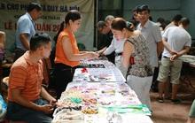 Chợ đá quý độc nhất vô nhị ở Hà Nội