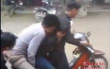 Gặp nam thanh niên chặn đường bắt vợ ở Nghệ An