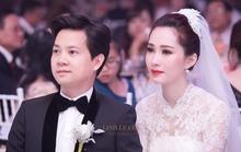 Khoảnh khắc ngọt ngào của hoa hậu Thu Thảo và chồng