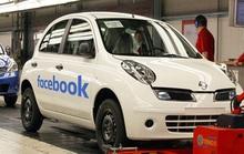 """Facebook gia nhập """"cuộc chơi"""" ô tô"""