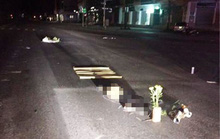 Bàng hoàng phát hiện 1 phụ nữ chết lõa thể giữa đường