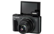 Máy ảnh Canon PowerShot SX730 HS với zoom xa 40x và màn hình lật