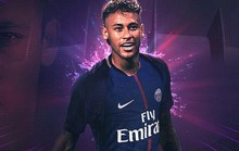 Neymar chính thức gia nhập PSG với giá kỷ lục