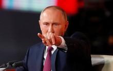 Tổng thống Putin lên án cuộc không kích Syria của Mỹ và đồng minh