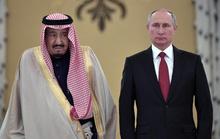 Tổng thống Putin - Ông chủ mới ở Trung Đông