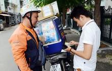 Giao hàng vỡ trận không theo kịp mua sắm online