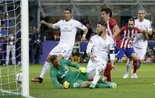 Real mất điểm ở derby Madrid, Barcelona thua tan tác Malaga