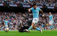 Man City đè bẹp Palace, Lukaku lấy 3 điểm cho Man United