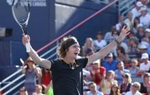 Hạ tượng đài Federer, sao trẻ Zverev đăng quang Rogers Cup