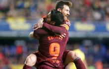 Nhấn chìm tàu ngầm vàng, Barcelona vững ngôi đầu La Liga
