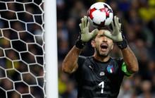 Tuyển Ý chia tay huyền thoại Buffon
