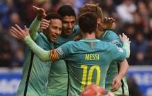 Mở đại tiệc bàn thắng, Barcelona hành hạ Alaves