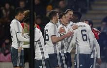 Thua Hull City, Man United vẫn vào chung kết Cúp Liên đoàn