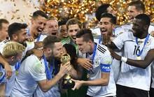 Xe tăng Đức lên đỉnh ở Confed Cup