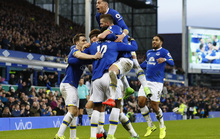 Xem Lukaku và Everton hạ Bournemouth ở trận cầu 9 bàn thắng