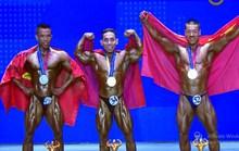 Hạ lực sĩ Trung Quốc, Phạm Văn Mách lên ngôi vô địch thế giới