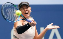 Sharapova thua sốc Halep, Dimitrov hạ gục Del Potro