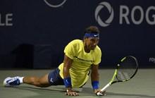 Thua đối thủ 18 tuổi, Nadal chia tay sớm Roger Cup