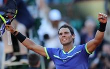 Vua Nadal thắng tốc hành, lần thứ 10 vào chung kết Roland Garros