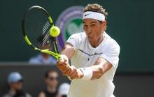 Nadal thắng nghẹt thở, Nishikori chia tay Wimbledon