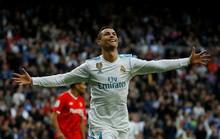 Mở đại tiệc 5 sao, Real Madrid thắng hủy diệt Sevilla