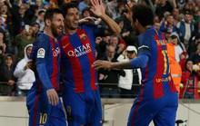 Messi tỏa sáng, Barcelona quật ngã Sevilla