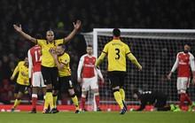 Thua sốc Watford sân nhà, Arsenal lỡ ngôi nhì bảng