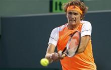 Hai ứng viên số 1 thua sốc, chia tay Miami Open