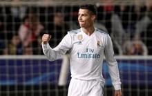 Cán mốc 100 bàn thắng, Ronaldo thành kỷ lục gia Champions League