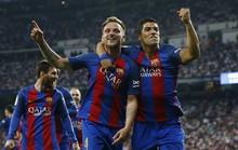 Tỏa sáng ở Bernabeu, Messi định đoạt số phận siêu kinh điển