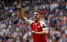 Arsenal vô địch FA Cup: Chiến thắng của lòng quả cảm