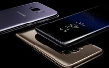 Samsung ra mắt Galaxy S8, S8+, kình địch của iPhone