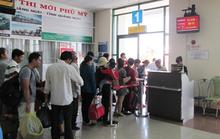 Một hành khách ở TPHCM bị cấm bay trên lãnh thổ Việt Nam
