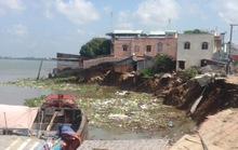Sạt lở nghiêm trọng, An Giang công bố tình trạng thiên tai khẩn cấp