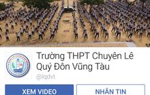 Giả Facebook trường THPT để đăng tải nội dung phản động