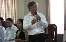 Khởi tố nguyên giám đốc Sở Y tế tỉnh Long An