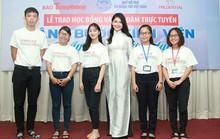 Á hậu Thùy Dung: Sinh viên khó khăn đến được giảng đường là kỳ tích
