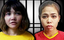 Vụ ông Kim Jong-nam: Đoàn Thị Hương sắp ra tòa