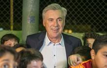Ancelotti lên kế hoạch trở lại Premier League