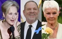 Meryl Streep, Judi Dench xấu hổ vì ông trùm Hollywood quấy rối tình dục