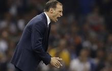 Allegri: Juventus thua vì thiếu bình tĩnh