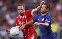 Chelsea thua Bayern trong ngày Morata ra mắt