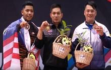 Hoàng Tấn Tài giành huy chương cuối cùng cho Thể thao Việt Nam