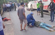 Va chạm với xe khách, 2 người phụ nữ tử vong thương tâm